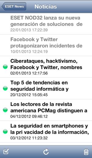 messages.download ESET News software