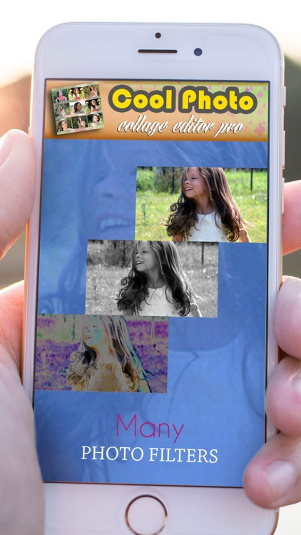 Cool Photo Collage Editor Pro: Pic Grid Maker screenshot-3