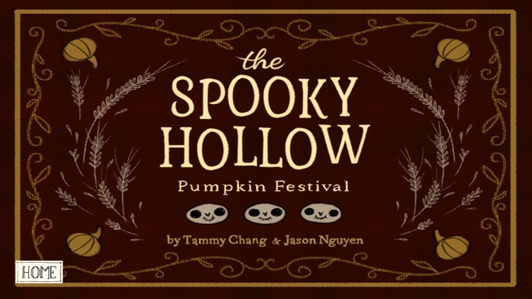 Spooky Hollow - Interactive Children's Book