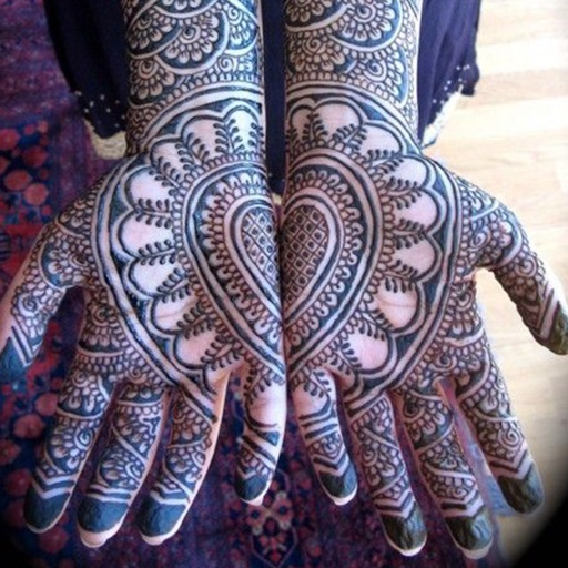 Henna Tattoo Designs Ideas - Arabic Mehndi Idea!