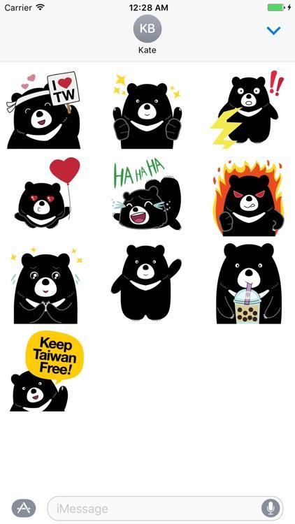 Hey Formosan Bear