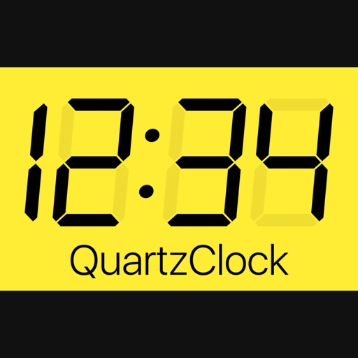 QuartzClock Icon