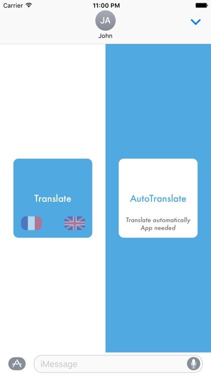 Tr : Automatic Translator