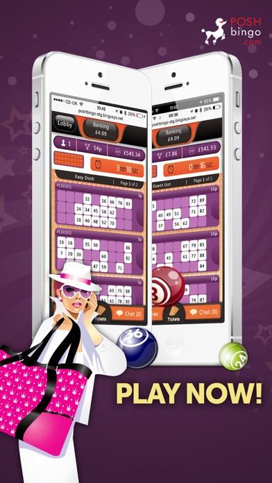 Posh Bingo™ – Bingo and Slots screenshot four