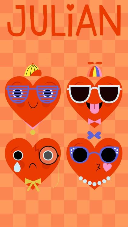 Emoji Pals - Julian stickers