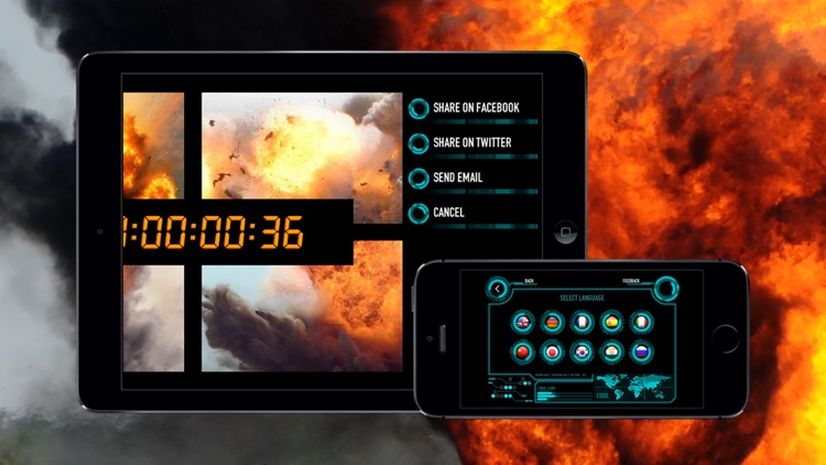 24 Countdown Clock screenshot-3