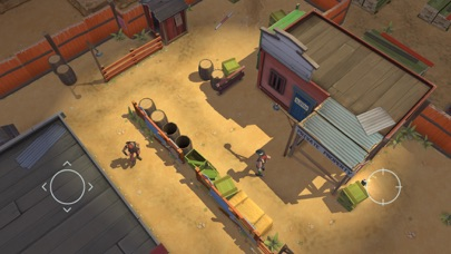 Screenshot #1 pour Space Marshals