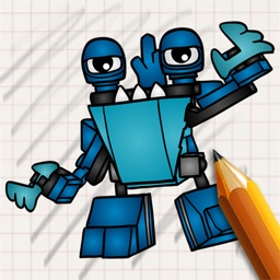 Let's Draw for Lego Mixels