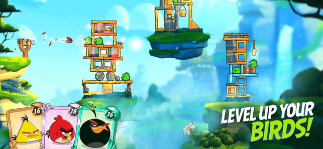 Angry birds 2 on the app store screenshots voltagebd Choice Image