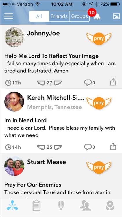 Precarii - Christian Prayer App screenshot-3