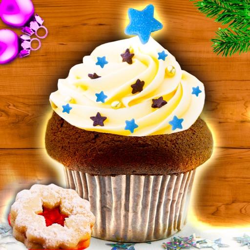Weihnachts-Muffins & Cupcakes: Backen Weihnachten
