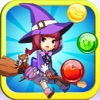 Witch Bubble Shooter Free Fun Addictive Puzzle Game