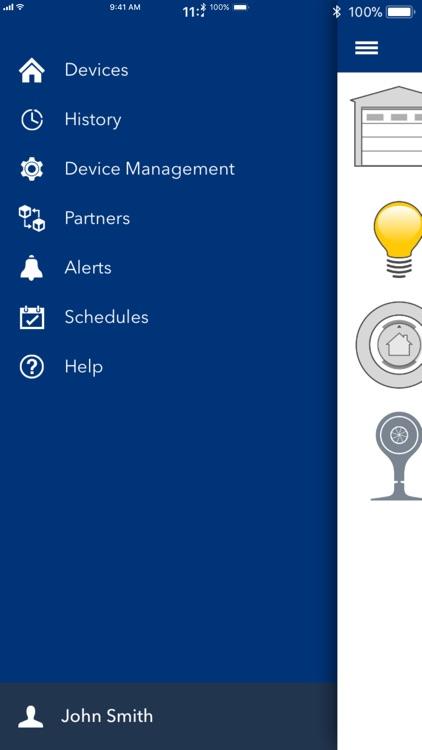 MyQ Smart Garage Control screenshot-3