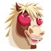 HorseMoji+