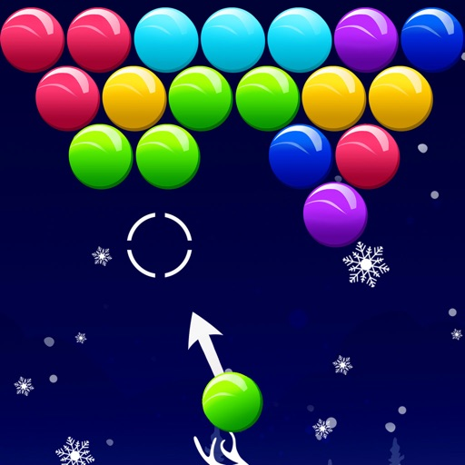 Bubble Shooter - Free Christmas games