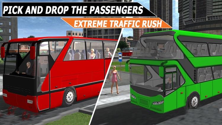 City Bus Driving Simulator Pro screenshot-5
