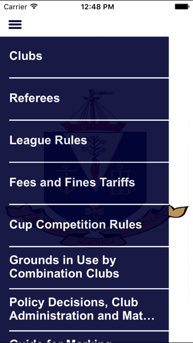 Southend Borough & District Football Combination screenshot two