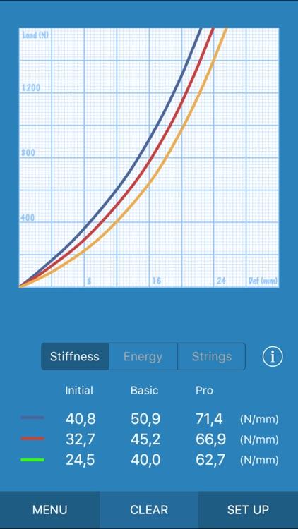 RacquetTune - String Tension screenshot-3