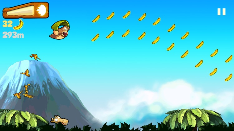 Banana Kong screenshot-4