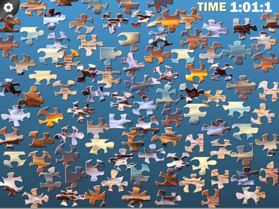 Jigsaw Tablet - fun puzzles Скриншоты10