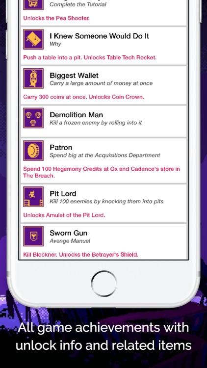 Guide + for Enter the Gungeon screenshot-3