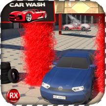Service Station: Car Wash Thru