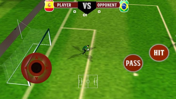 Football And Soccer Champions League 2017 screenshot-3