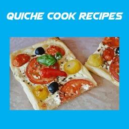 Quiche cook recipes