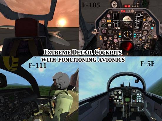Screenshot #1 for Gunship III - Flight Simulator - STRIKE PACKAGE