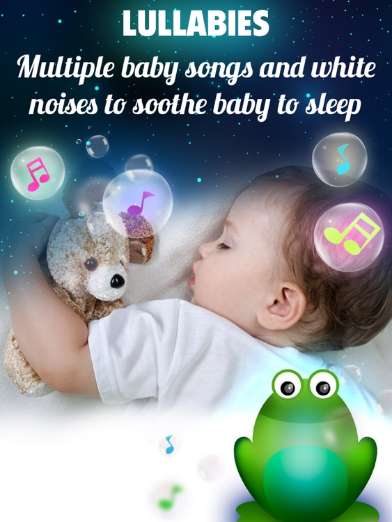 Baby Night Light HD