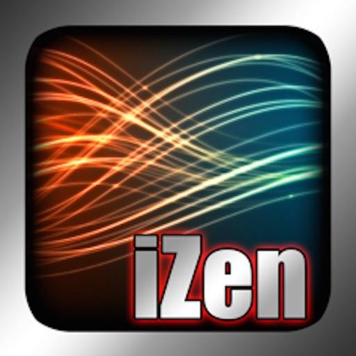 iZen - Free Relaxing Light and Music App