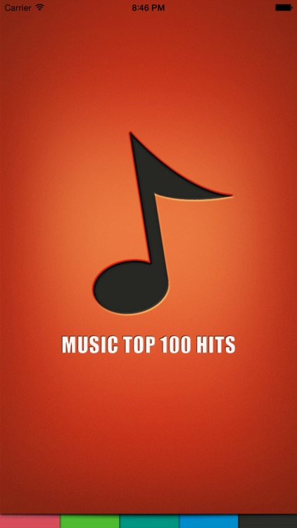 Music top 100's hits screenshot-4