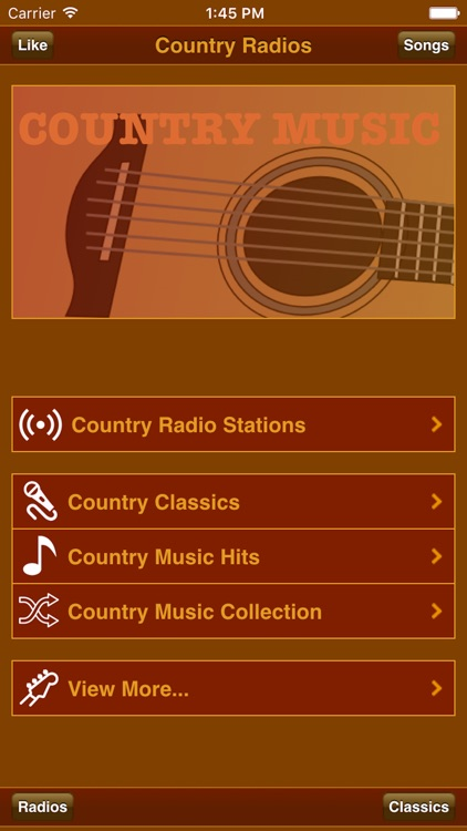 Country Music Only