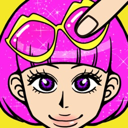 Like me! Let's create a portrait - Anime version