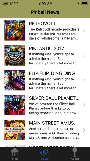 Pinfinder Pinball Finder on the App Store