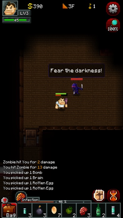 Zombie Rogue Screenshots