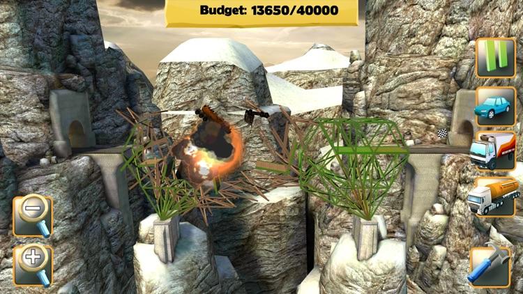 Bridge Constructor FREE screenshot-3