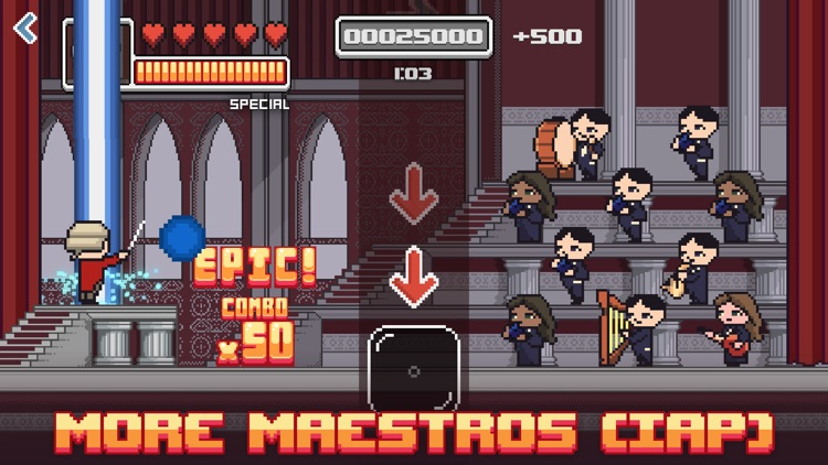 Epic Orchestra screenshot-4