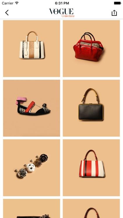 Vogue collections Paris screenshot-4