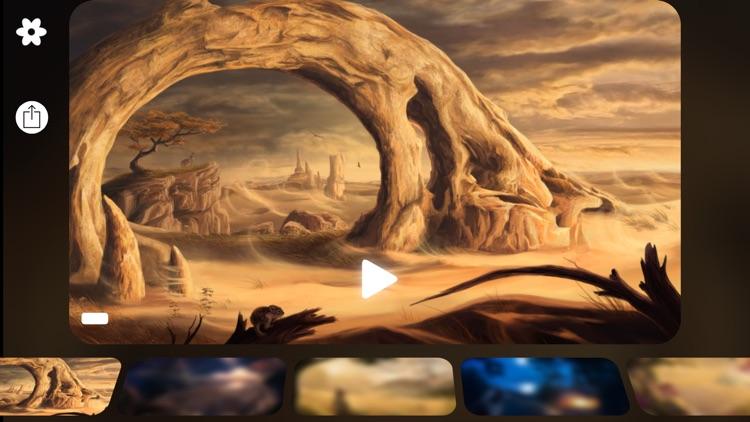 Windy ~ Natural White Noise screenshot-1
