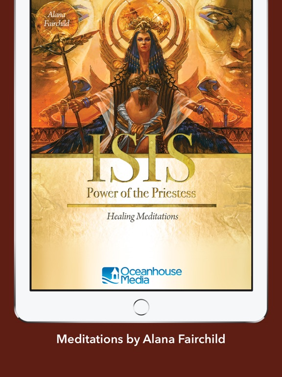 Isis Power Priestess screenshot 10