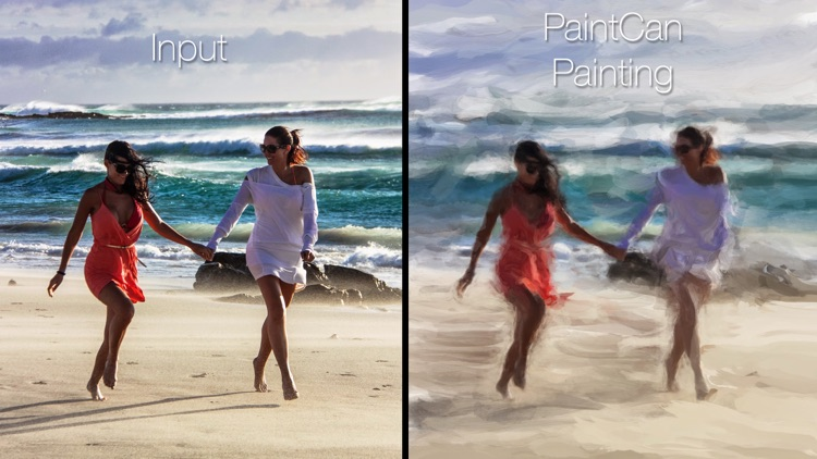 Adobe PaintCan - Have fun creating Art from Photos