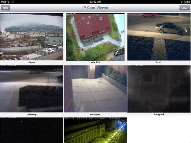 Ip Cam Viewer >> Ip Cam Viewer Pro On The App Store