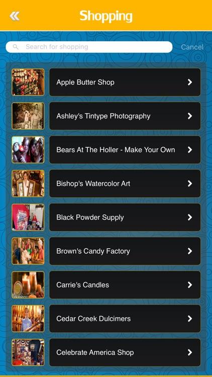 Great App for Silver Dollar City screenshot-3