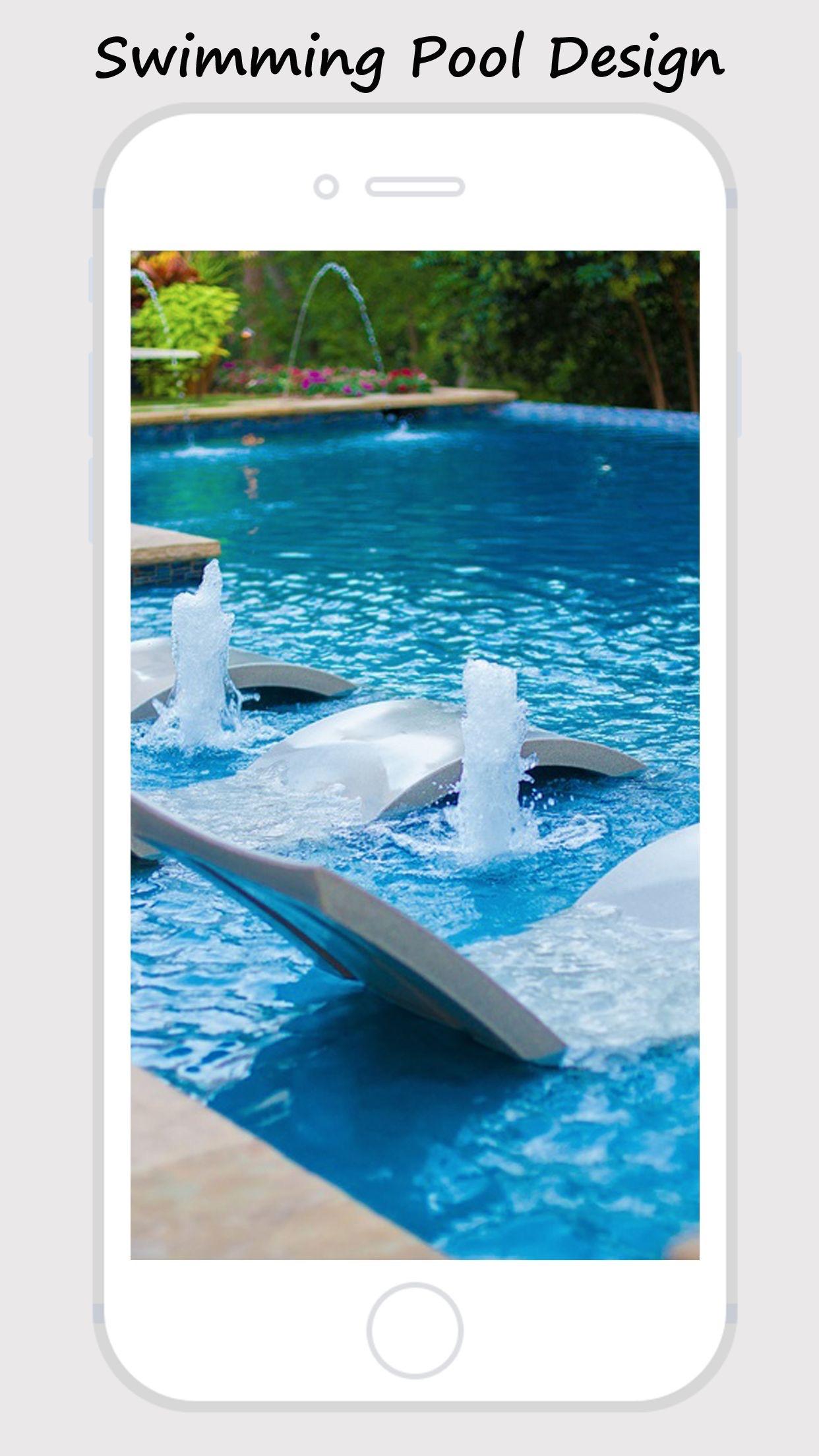 Swimming Pool Design Ideas - Cool Pool Design Pictures Screenshot