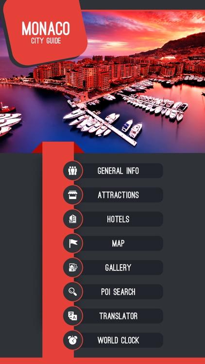 Monaco City Guide
