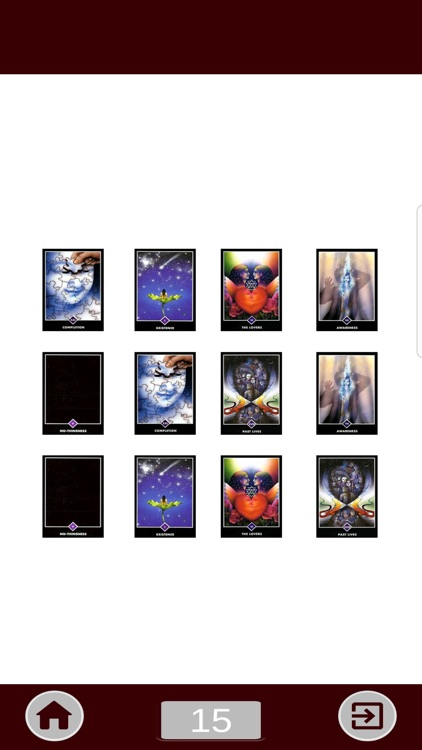 Tarot Game screenshot-4