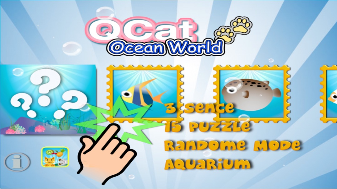3 Minutes to Hack QCat - Ocean world puzzle - Unlimited | TryCheat