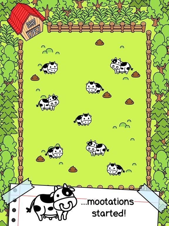 Cow Evolution | Мутант коров для iPad