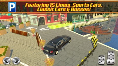 Limo Driving School a Valet Driver License Test Parking Simulatorのおすすめ画像2